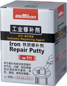 Iron Repair Putty